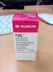 FML bottle